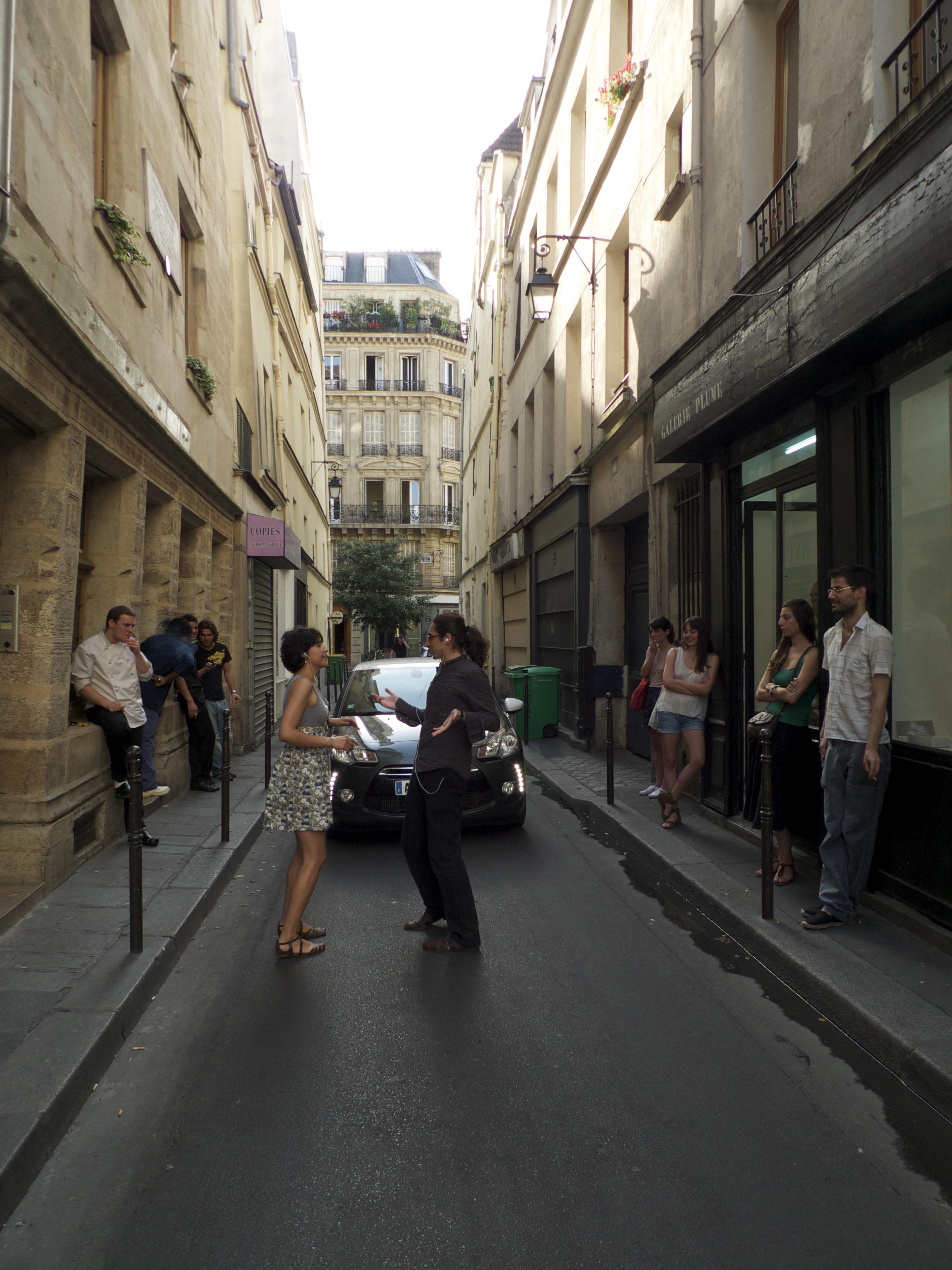 09/07/2010 rue de Montmorency, París