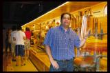 Sale el curador del Museo del Caribe