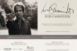 Luis Camnitzer, conferencia, exposición y visita guiada