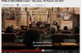 Escobar entre la televisión y el museo