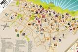 Cartografía urbana: Asesinatos y Atentados