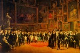 El origen de la crítica de arte y los salones