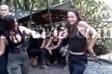 Tanja, la bailarina exótica de las FARC