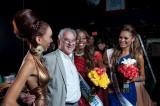 Luis Camnitzer y Humberto Vélez en Miss Panamá 2013