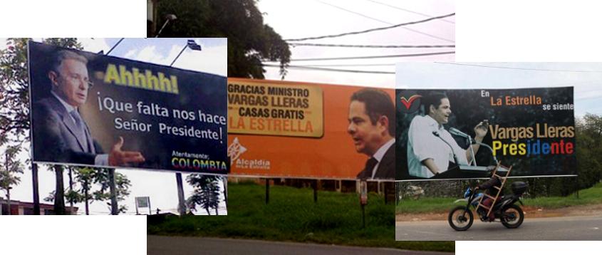 Línea de tiempo: El Gran Colombiano. 2012-2013-2023.