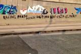 """La policía reconoce que se """"extralimitó"""" al eliminar los graffitis de la 26"""