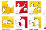 Procedimientos para el reconocimiento del arte de acción