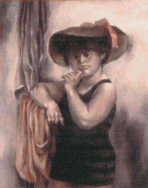 El Gran Bañista, Enrique Grau. 1962