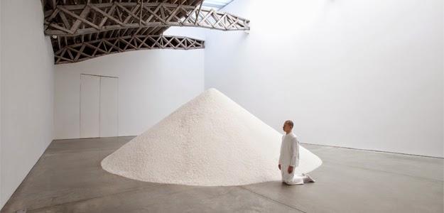 """Nothingtoodoo"" (2011) Terence Koh"