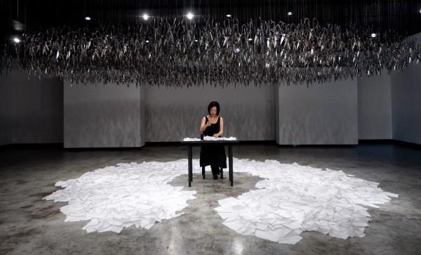 """The mending project"" (2011) Beili liu"
