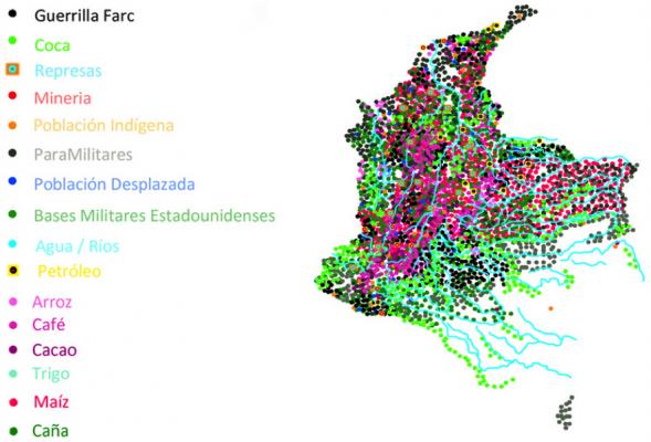 Guerra y Violencia en Colombia