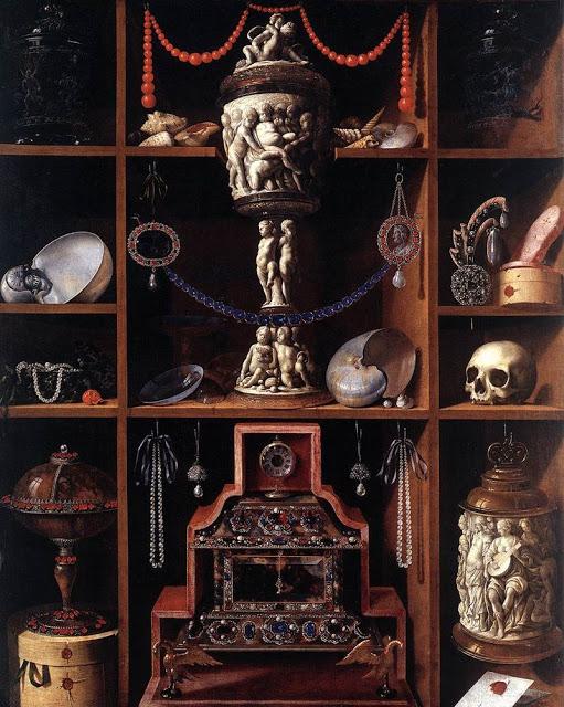 800px-Johann_Georg_Hainz_-_Cabinet_of_Curiosities_-_WGA11425