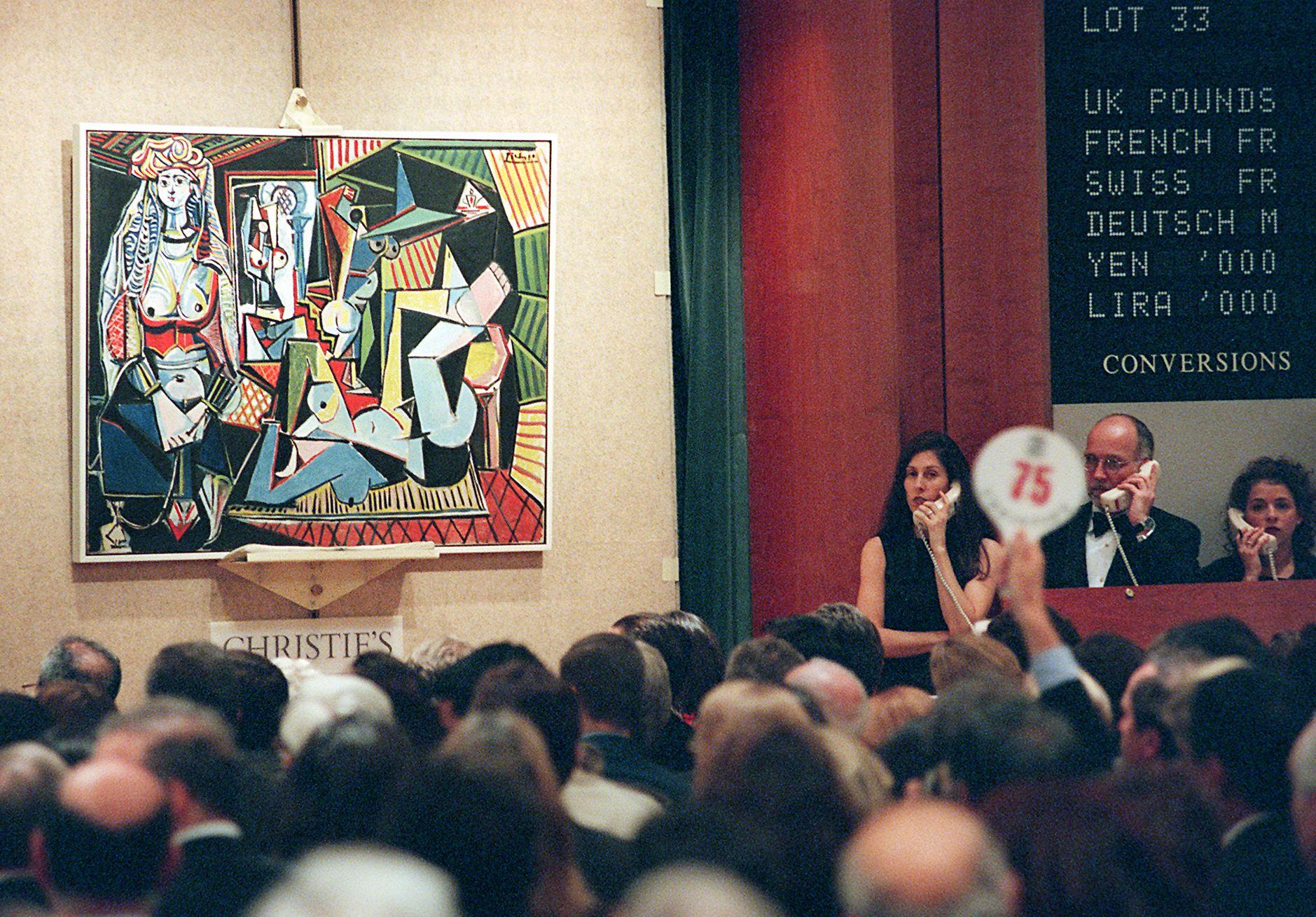 Panamá Papers revela el lado oscuro del mercado del arte