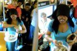 Performance con grillos y gusanos causa pánico en el metro de Nueva York