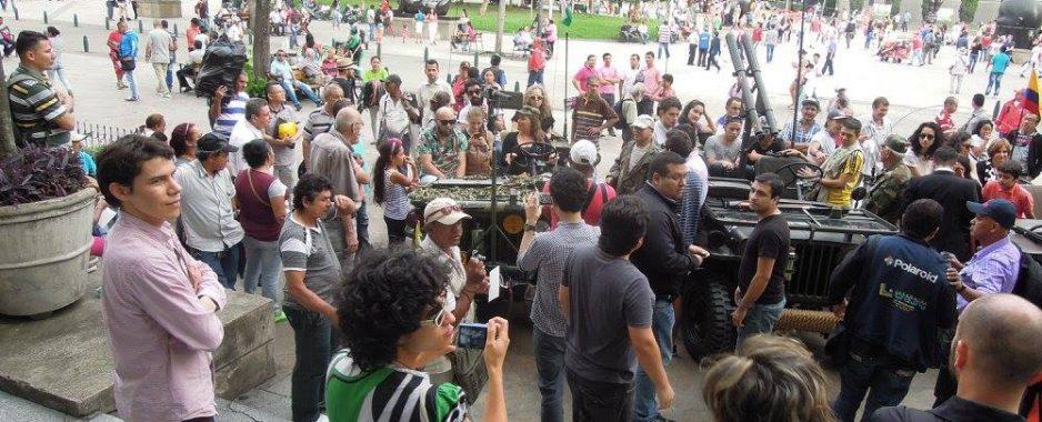 """Fernando Escobar: """"No me deja de sorprender hasta hoy el silencio de la crítica antes, durante y después del MDE15"""""""