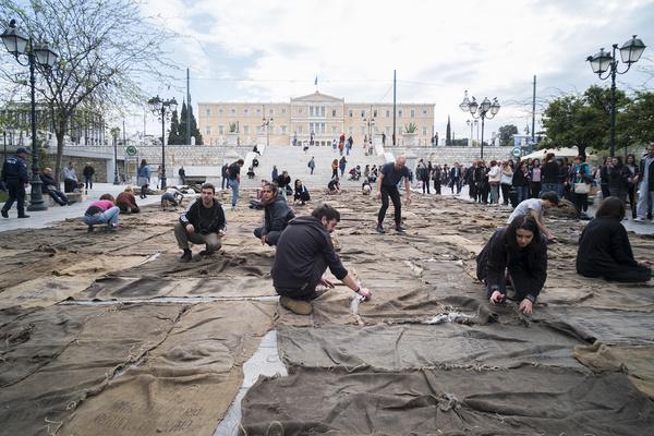 Documenta 14 ¿Aprender de Atenas?
