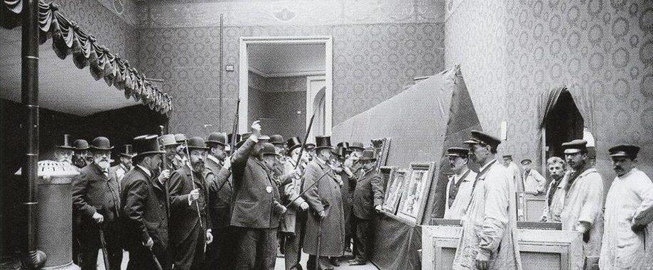 El Salón de Artistas como Campo de Batalla