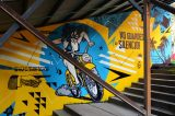 El graffiti como política de ciudad