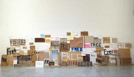 ¿Cada vez menos artistas viven del arte?