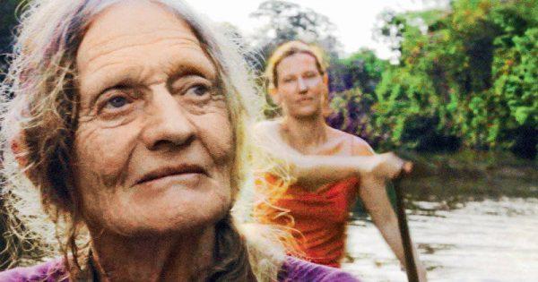 Amazona. Viaje de ida